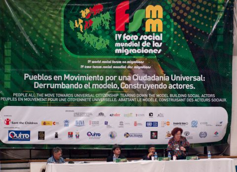 Declaración Asamblea de los Movimientos sociales – IV Foro Social Mundial de las Migraciones 2010