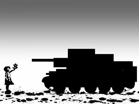 Um basta à guerra contra o povo!