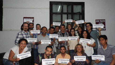 """Conclusiones Charla Debate """"Migracion Sin OMC"""" en Buenos Aires"""