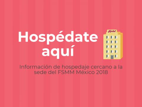Información de hospedaje